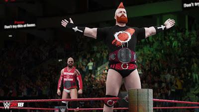 WWE 2k18 PC game free download full version