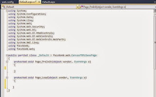 Code Editor window in vs2012