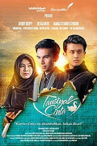 Download Film Indonesia Tausiyah Cinta (2016) WEB DL