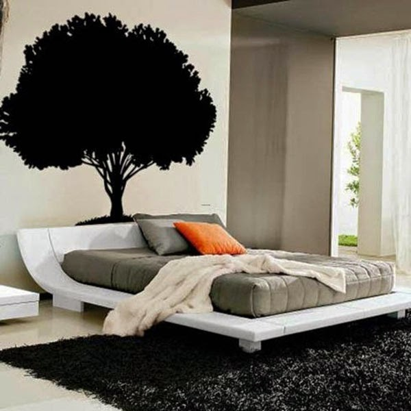 11 diy bed headboards with low cost for all bedrooms - Low cost bedroom decorating ideas ...