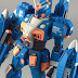 Custom Build: HG 1/144 RAG-79-G1 Waterproof Gundam [Gundiver]