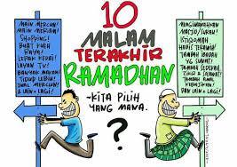 Amalan Utama Rasulullah SAW Pada 10 hari Terakhir Ramadhan