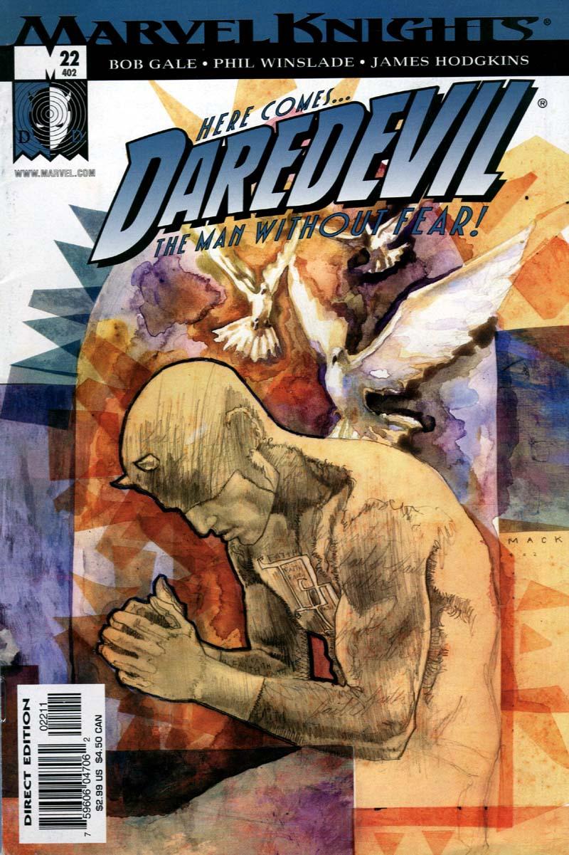 Daredevil (1998) 22 Page 1