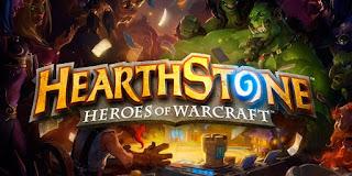 imagem do jogo Hearthstone Heroes of Warcraft