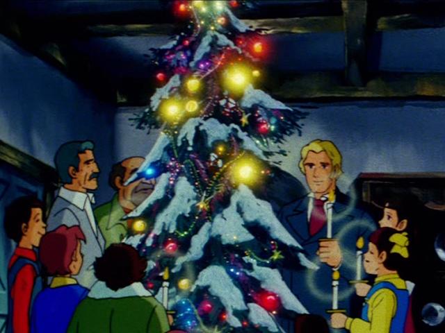 Sandy Jonquille Quel triste de Noël