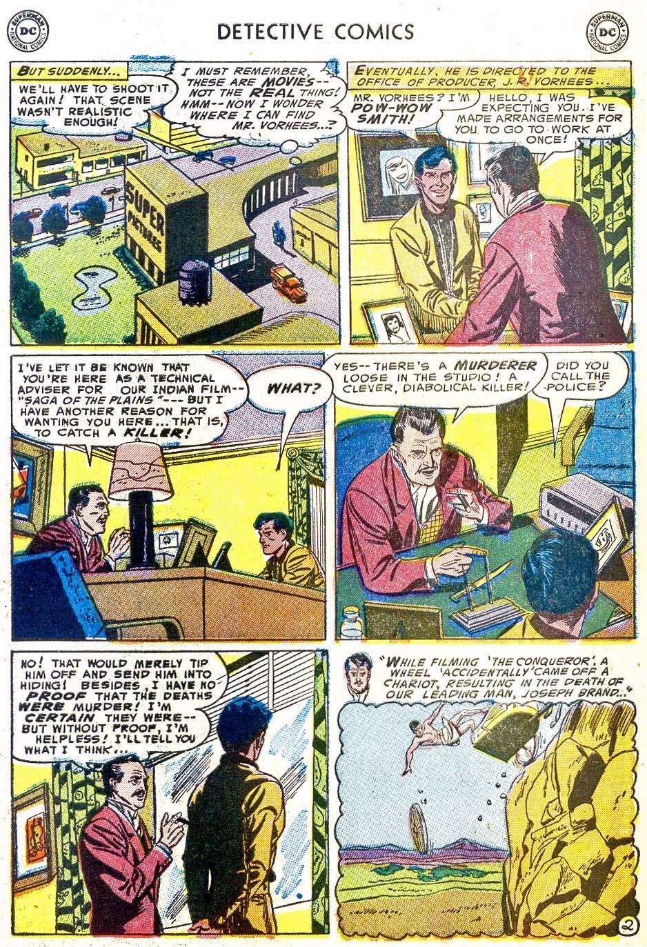 Detective Comics (1937) 202 Page 34