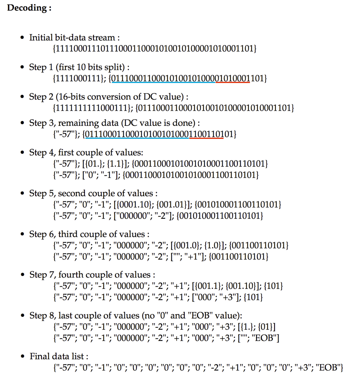 1 3 2 Receive and Decode Video Stream Part 2: How to read binary