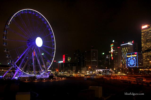 Hong Kong Itinerary Blog