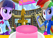 MLPEG Cake Decoration juego
