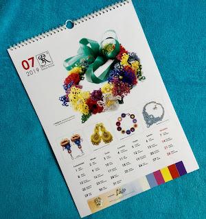 Kartka w kalendarzu