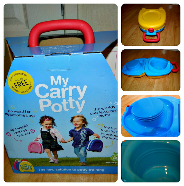 My Carry Potty Training