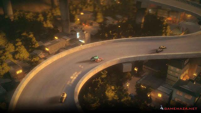 Mantis Burn Racing Gameplay Screenshot 3