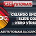Criando Show de Slide com Nero Video 12