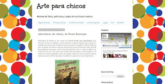 http://arteeinfancias.blogspot.com.ar/2016/07/adoradores-de-robots-de-bruno-bazerque.html