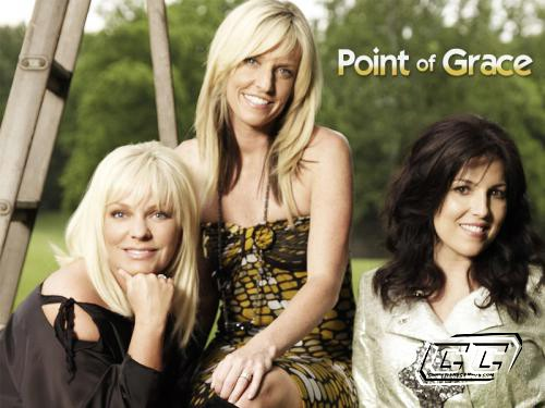 Point of Grace Turn Up the Music 2011 Tracks and lyrics