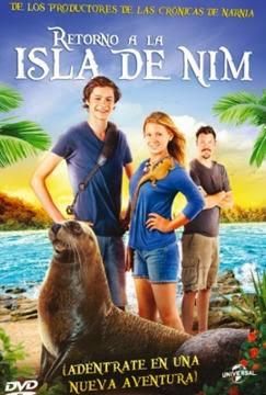 descargar Regreso a la Isla de Nim – DVDRIP LATINO