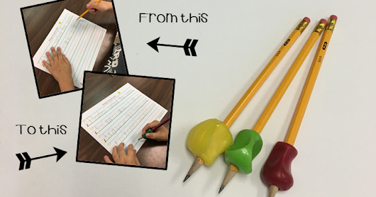 The Pencil Grip Development Training Kit {A Product Review}