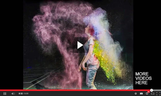 [[FREE TUTORIAL]] High Speed Powder Photography - Learn Photography Online