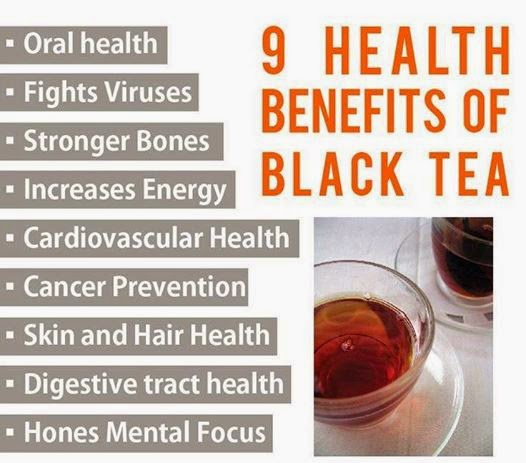 hover_share weight loss - 9 health benefits of black tea