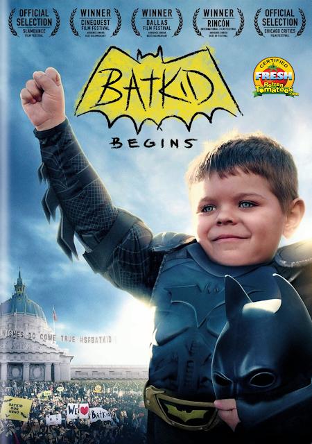Batkid Begins [2015] [DVD5] [NTSC/R1]