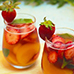 Effervescence Jasmine Fruit Punch / Sangria