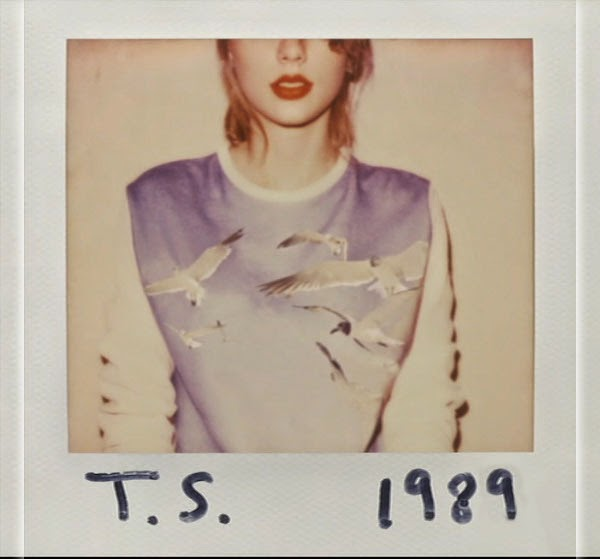 Taylor Swift new album 1989