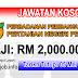 Job Vacancy at PPPNP - Perbadanan Pembangunan Pertanian Negeri Perak