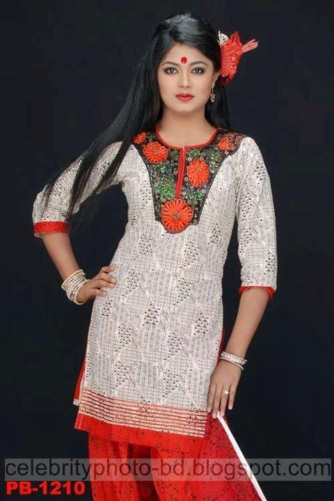 Eid Salowar Dresses Collection For Bangladeshi Girls 2014-2015 EID Dress Review