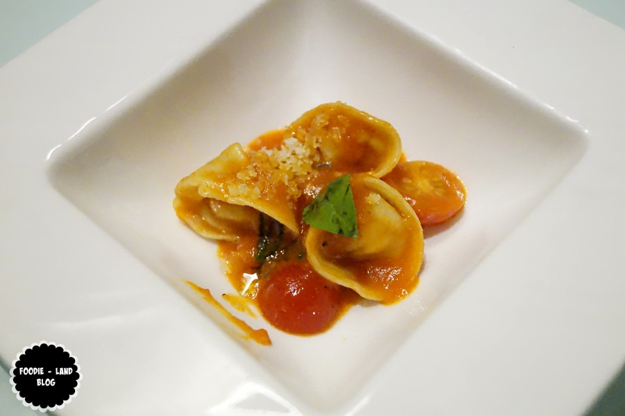 Chicken Tortellini @Glimpses of Italy @ Sphyre | The Gateway Hotel-Residency Road | Bangalore