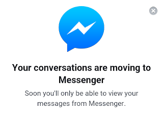 Facebook Removes Chat From Mobile Site