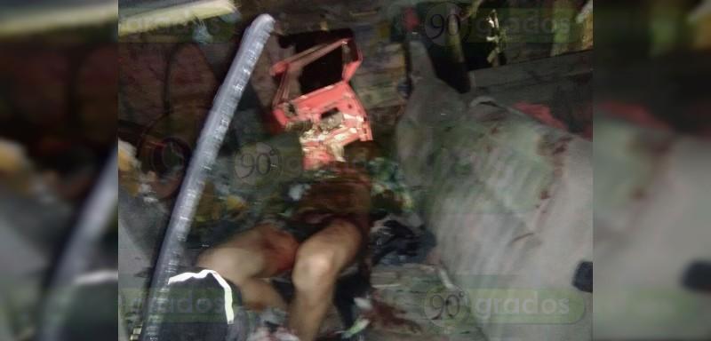 Fotografías se enfrentan grupos armados de sicarios en La Piedad a balazos y granadazos