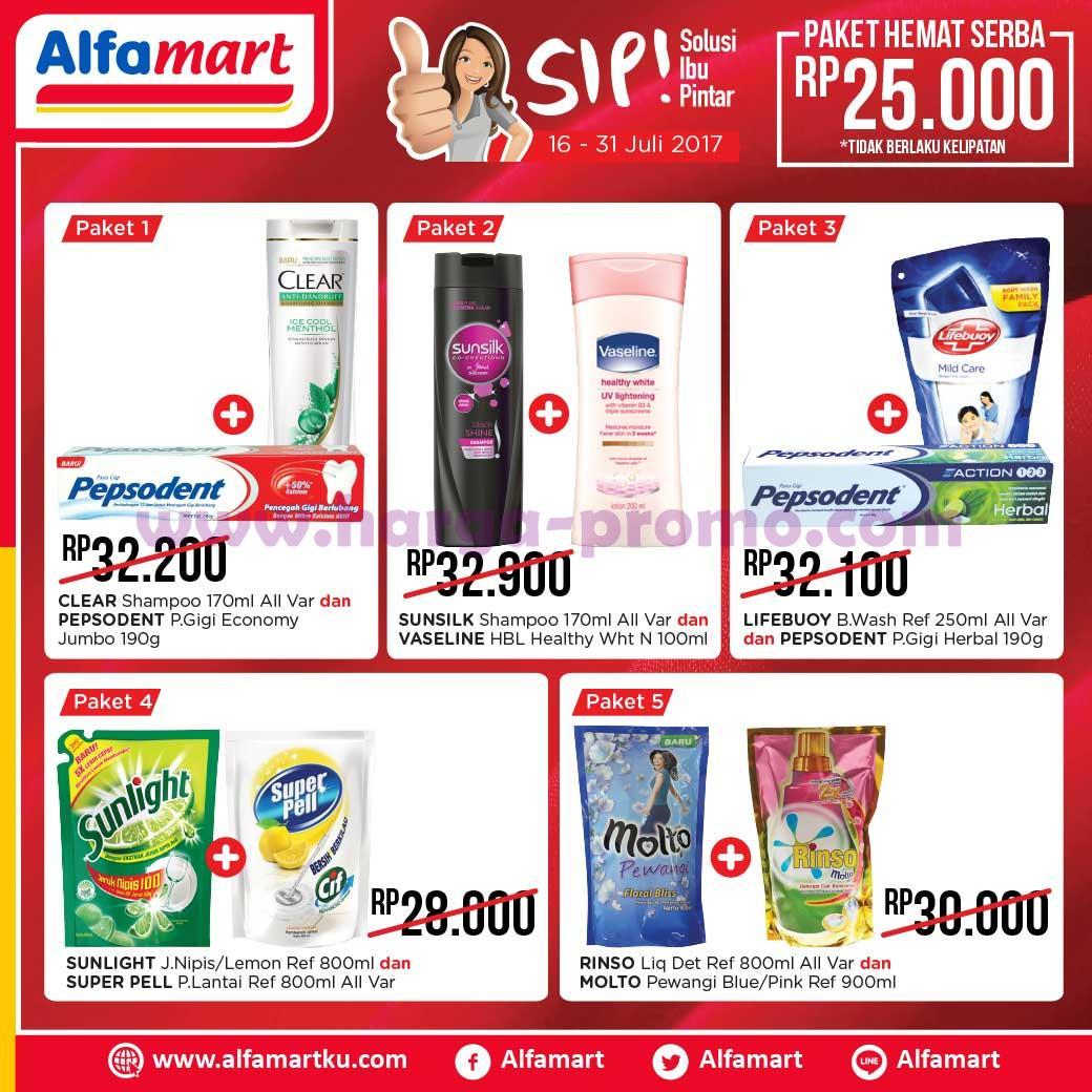Promo Alfamart Terbaru Solusi Ibu Pintar Periode 16 31 Juli 2017