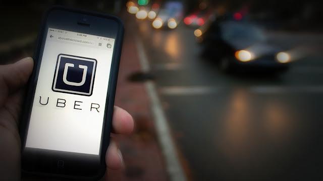 Uber dice que el bloqueo de su web es ilegal y viola derechos humanos