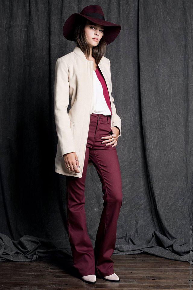 Sacos de moda invierno 2016 ropa de moda Sans Doute.