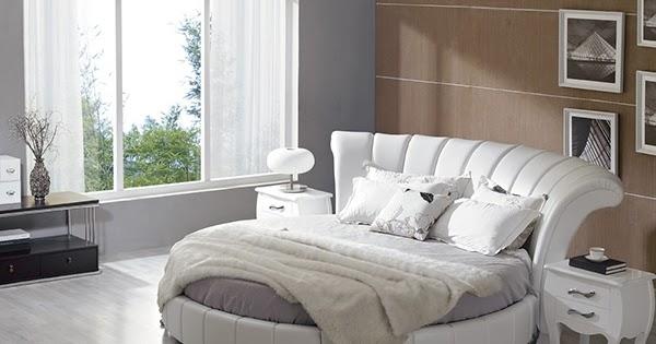 Desain Tempat Tidur Lingkaran Modern  Design Rumah Minimalis