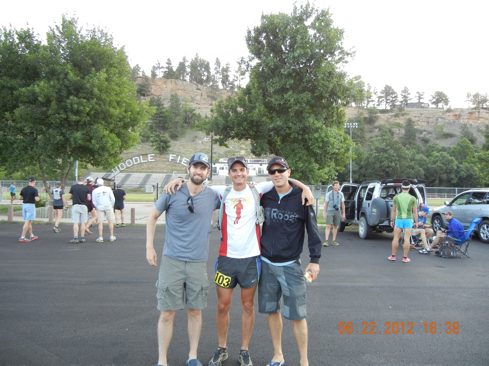 Black Hills 100 Race Report: DNF