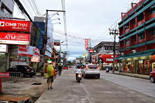 Город Чианг Рай северный Тайланд