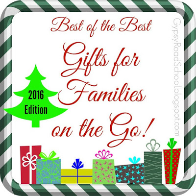 Gift ideas for families on the go