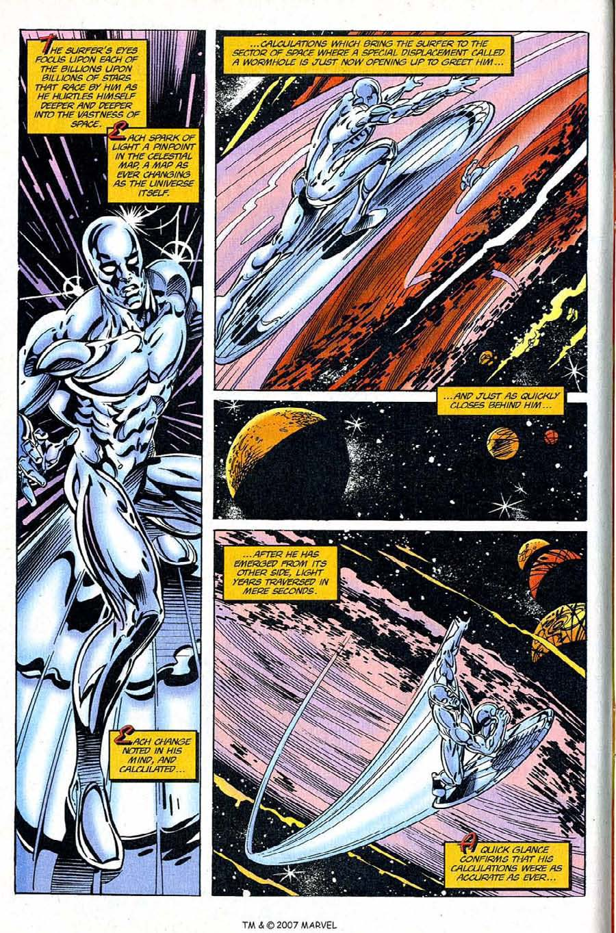 Silver Surfer (1987) Issue #122 #130 - English 8