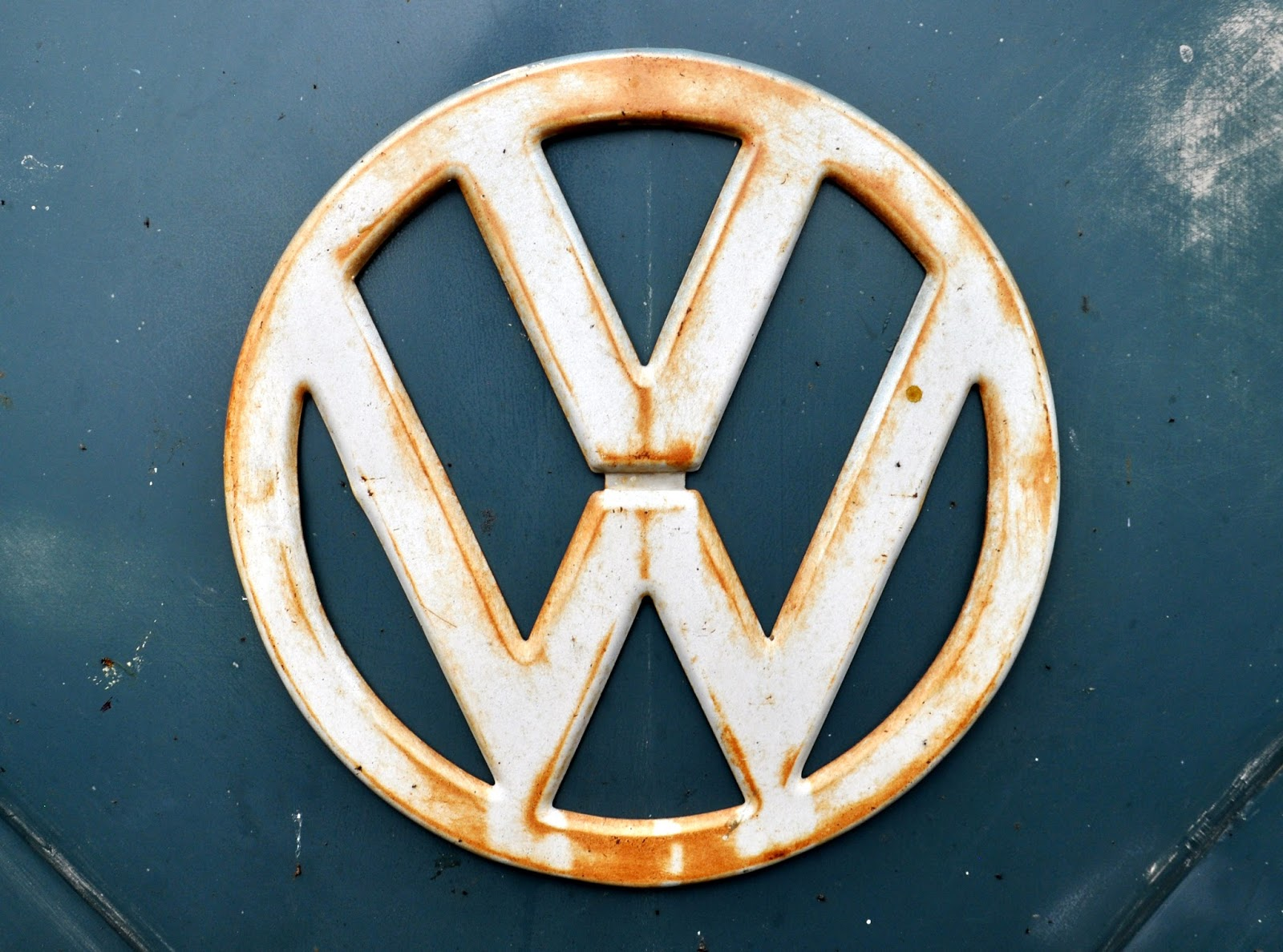 Just A Car Guy: I'm not sure what the VW symbol on the ...