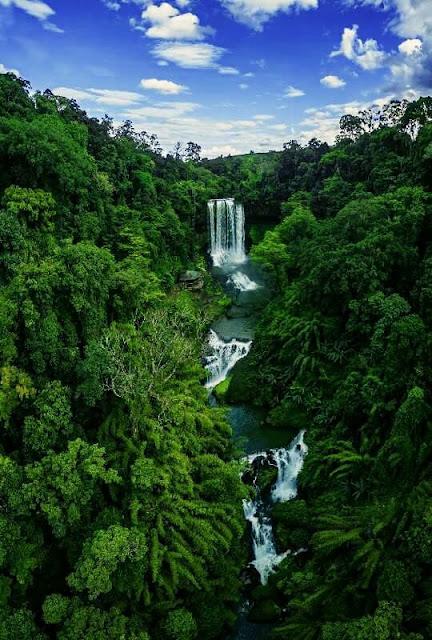 khu du lịch thác Dambri Bảo Lộc