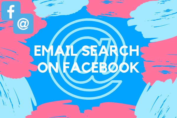 Email Search Facebook