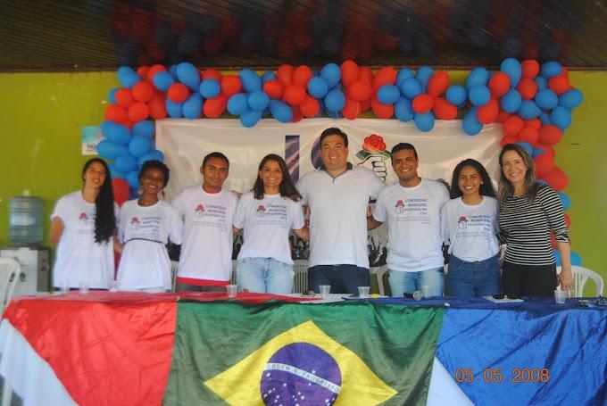 Aconteceu sábado o I° congresso da JSPDT de Pedreiras.