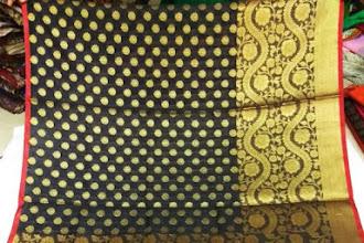 Banarashi weaving dupatta