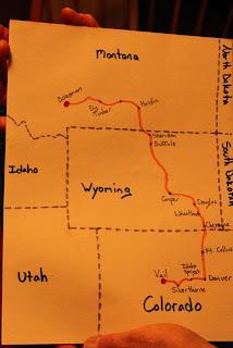 The Montana Mama Blog Car Trip Entertainment Surprise Bags