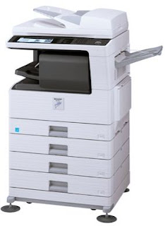 Sharp MX-M260N Printer Driver Download & Installations