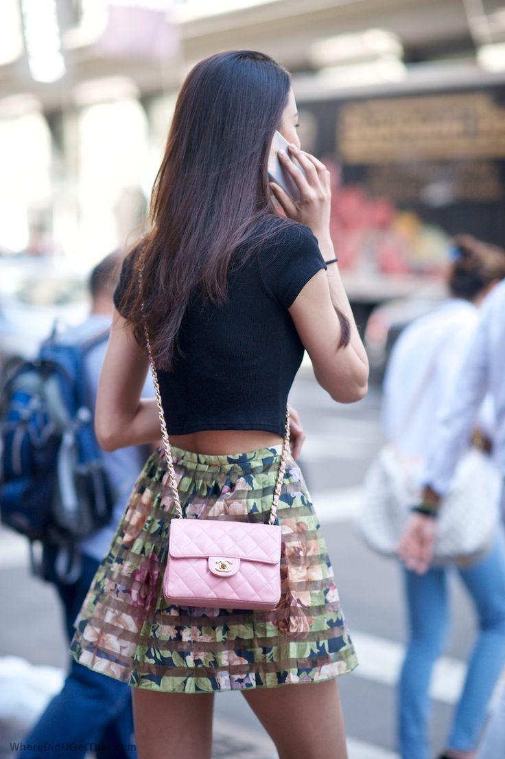 Mini Bags Mini Bolsos Front Row