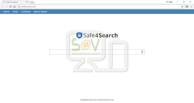 Safeforsearch.net (Hijacker)