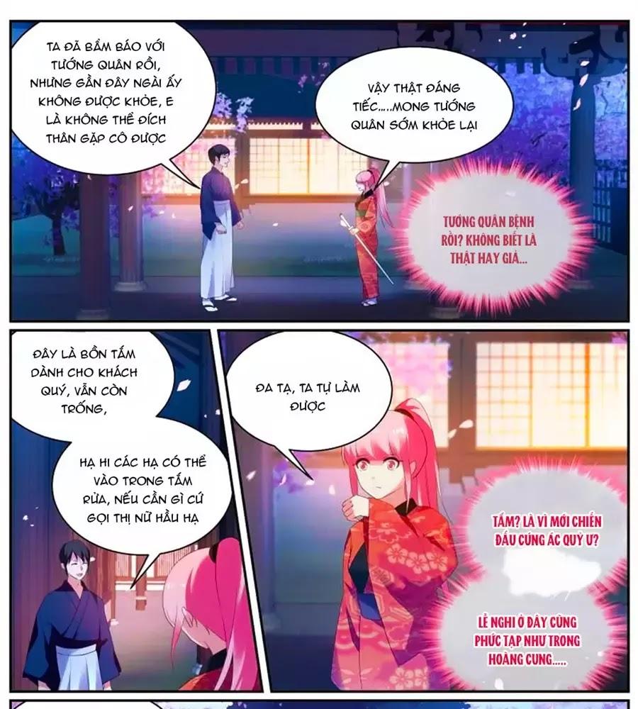 Hệ Thống Chế Tạo Nữ Thần Chap 285 Trang 25