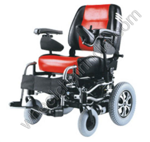 Electric Powered Wheelchairs For Handicapped Persons | Wheelchair ...